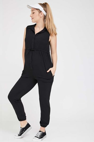 Picture of Arianna Jumpsuit Black