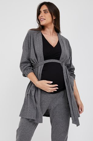 Picture of Compact robe Gray