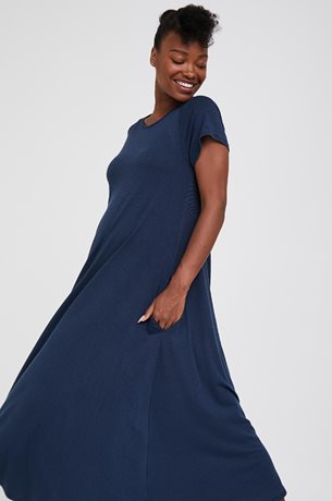 Picture of Daria Maternity Dress Navy
