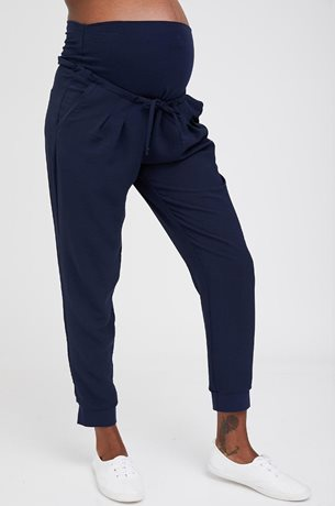 Picture of Lounge Maternity Pants Navy