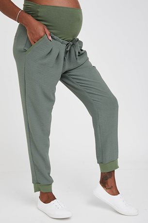 Picture of Lounge Maternity Pants Olive