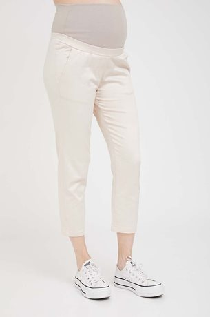 Picture of Samantha Maternity Pants Beige