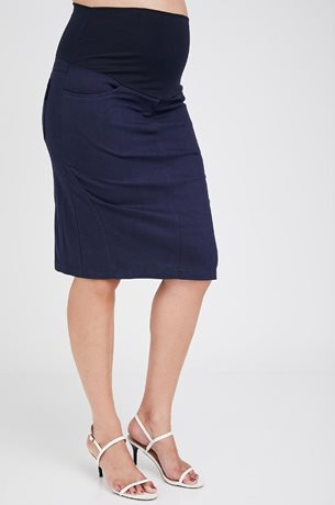 Picture of Roxy Maternity Skirt Navy